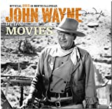 img - for John Wayne in the Movies 2015 Calendar book / textbook / text book