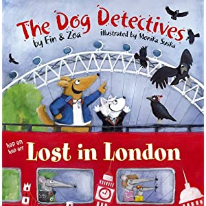 The Dog Detectives: Lost in London