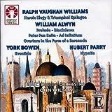 echange, troc  - Vaughan Williams, Alwyn, Bowen & Parry