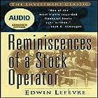 Reminiscences of a Stock Operator (Wiley Trading Audio) Hörbuch von Edwin Lefevre Gesprochen von:  uncredited
