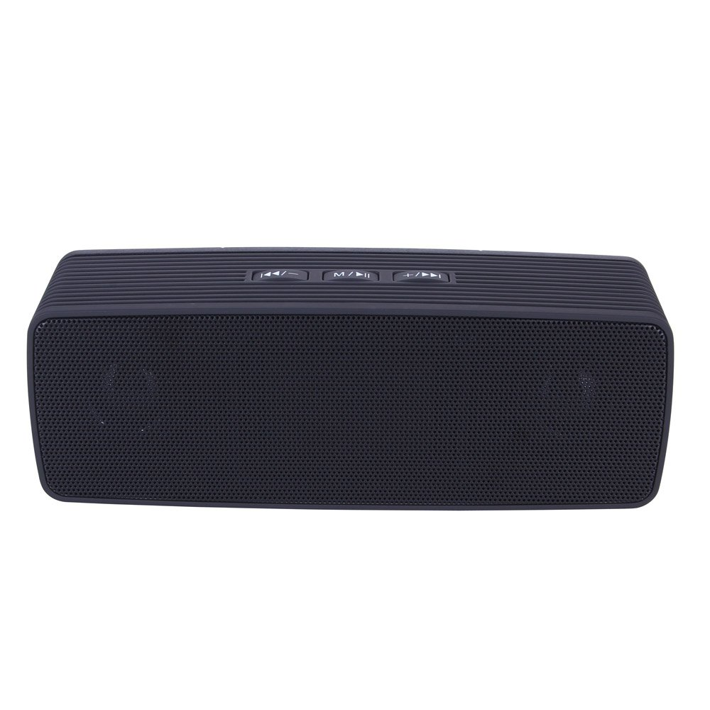 Bekhic 4in1 Mini Portable bluetooth Speakers , Dual Wireless Speakers with Ultra Bass