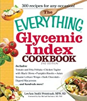The Everything Glycemic Index Cookbook