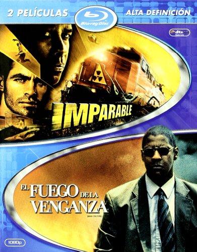 Imparable + El Fuego De La Venganza [Blu-ray]