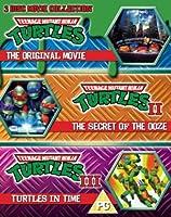 Teenage Mutant Ninja Turtles: The Movie Collection