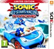 Sonic and All Stars Racing Transformed: Limited Edition (Nintendo 3DS)
