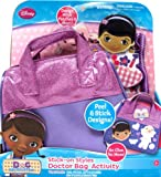 Tara Toy Doc McStuffins Stick-On Styles Doctors Bag