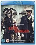 Lone Ranger [Blu-ray] [Import]
