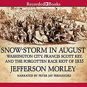 Snow-Storm in August Audiobook