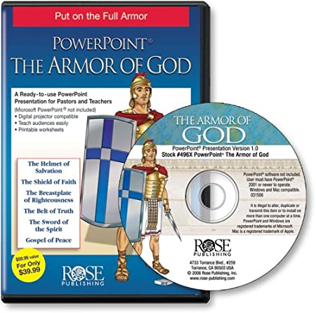 The Armor of God (PowerPoint presentation) (Armor of God -- Stand Firm in Faith!)