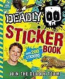 Deadly Sticker Book (Steve Backshall's Deadly series)