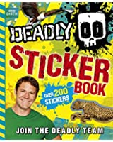 Deadly Sticker Book (Steve Backshall's Deadly series)