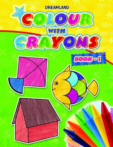 Colour with Crayons - Part 1 Image