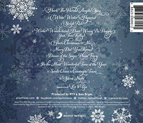 Pentatonix - That's Christmas To Me, Audio CD New   eBay