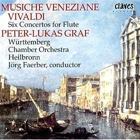 """Concerto in D Major, RV 428 """"Il Gardellino"""": I. Allegro"""