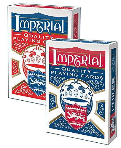 Patch Products 1450 Imperial Poker Playing Cards - 1