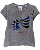 Petit Bateau - T-shirt manches courtes - Bébé fille