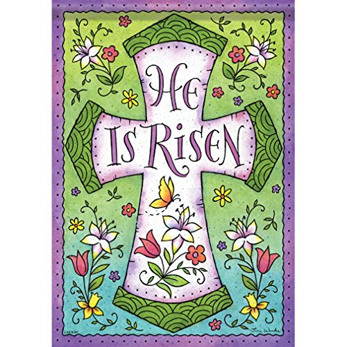 He is Risen Easter Lily