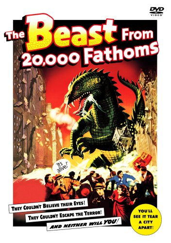 原子怪獣現わる( The Beast from 20,000 Fathoms) [DVD]