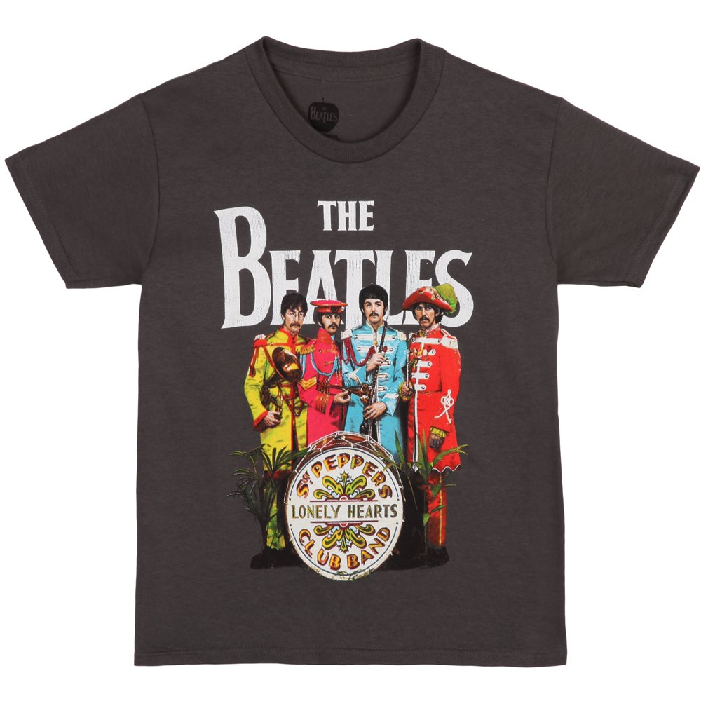 The Beatles Sgt. Pepper's Lonely Hearts Club Band Youth T-Shirt 0