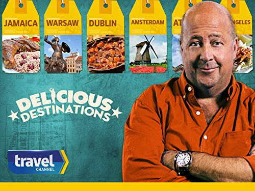 Bizarre Foods: Delicious Destinations Season 2
