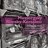Mussorgsky - Rimsky-Korsakov : Oeuvres orchestrales