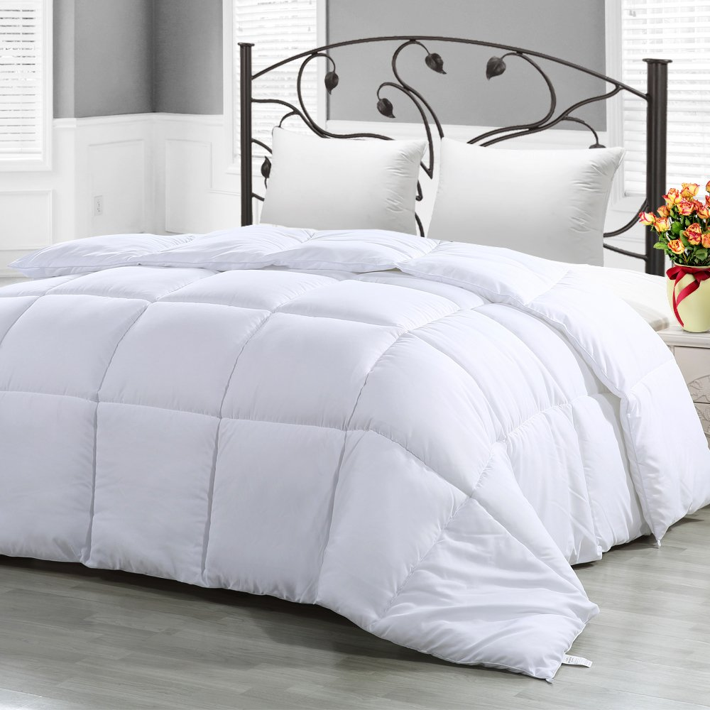 Down Comforter For King Bed