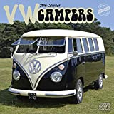 VW Campers 2016 Wall Calendar