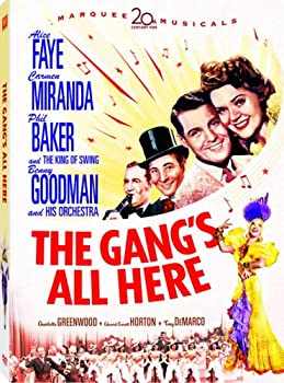 "Cover of ""The Gang's All Here"""