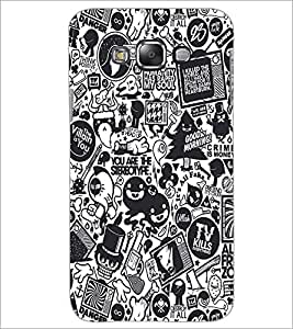 PRINTSWAG QUOTES Designer Back Cover Case for GRAND GALAXU GRAND MAX