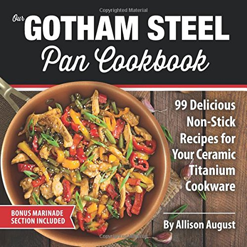 gotham steel pan instructions