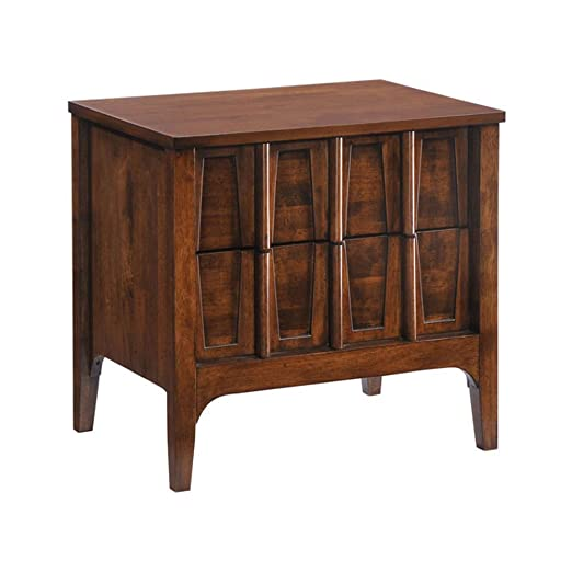 Zuo Home Portland Night Stand Walnut