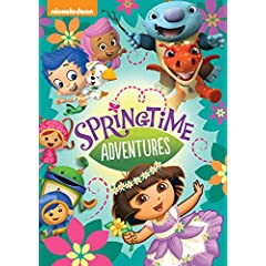 Nickelodeon Favorites: Springtime Adventures on DVD