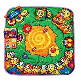 Amazon - Shelcore Sound Beginnings Touch 'N Teach Blanket - $5.40