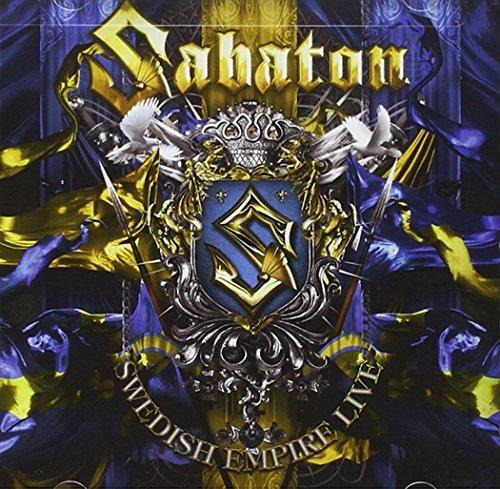 Swedish Empire Live, DVD + CD by Sabaton (2013-10-29)