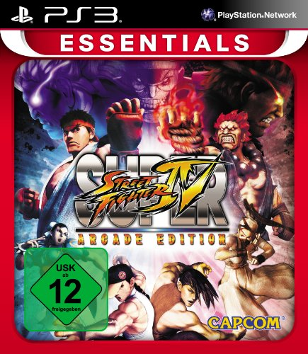 Super Street Fighter IV   [Essentials], PlayStation 3