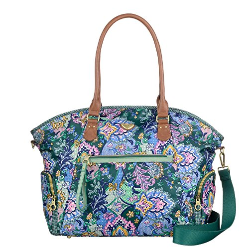 oilily-french-paisley-city-carry-all-emerald