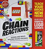 Klutz LEGO Chain Reactions Craft Kit