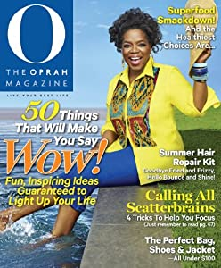 O, The Oprah Magazine (1-year auto-real) from Hearst Magazines