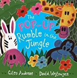 Cover of The Rumble in the Jungle by Giles Andreae David Wojtowycz 1846162807