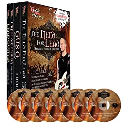 The Rock House Method - Lead Guitar DVD Collection