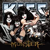 Monster (Limited 3D Cover Edition) by Kiss