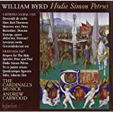 Hodie Simon Petrus (The Cardinall'S Musick Byrd Edition /Vol.11)