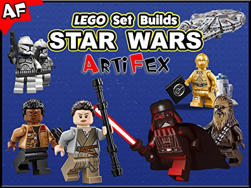 Clip: Lego Set Builds Star Wars - Season 1