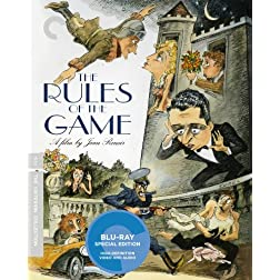 The Rules of the Game (The Criterion Collection) [Blu-ray]