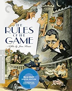 The Rules of the Game (The Criterion Collection) [Blu-Ray] (Version française)