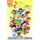 Tiny Titans TP Vol 01 Welcome To The Treehouseby Art Baltazar