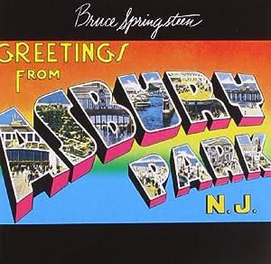 Greeting From Asbury Park, N.J.