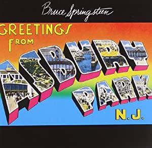 Greeting From Asbury Park, N.J.