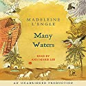 Many Waters Audiobook by Madeleine L'Engle Narrated by Ann Marie Lee