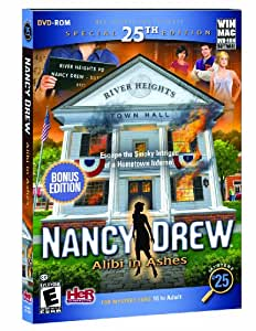 Nancy Drew: Alibi in Ashes - Standard Edition